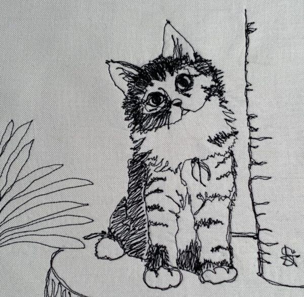 Caturday Kitten