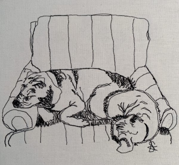 Dorthy's Two in Chair